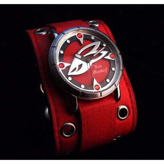 �y2016�N8�����͂��zTIGER��BUNNY x red Monkey Collaboration Wristwatch �o�[�i�r�[�E�u���b�N�XJr.���f��