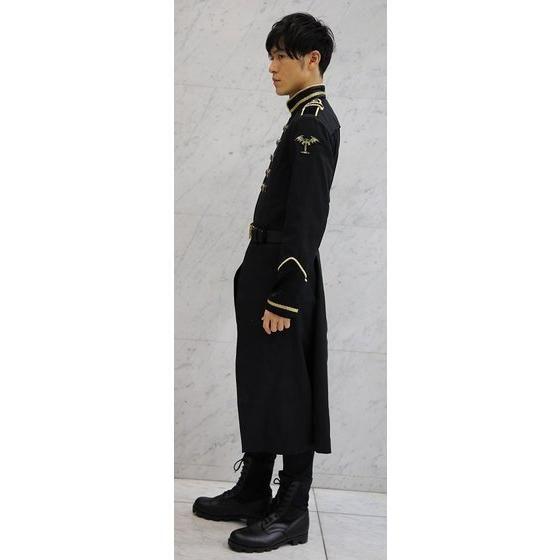 仮面ライダーゴースト 眼魔コスチューム(ロング丈ジャケット) アランver.