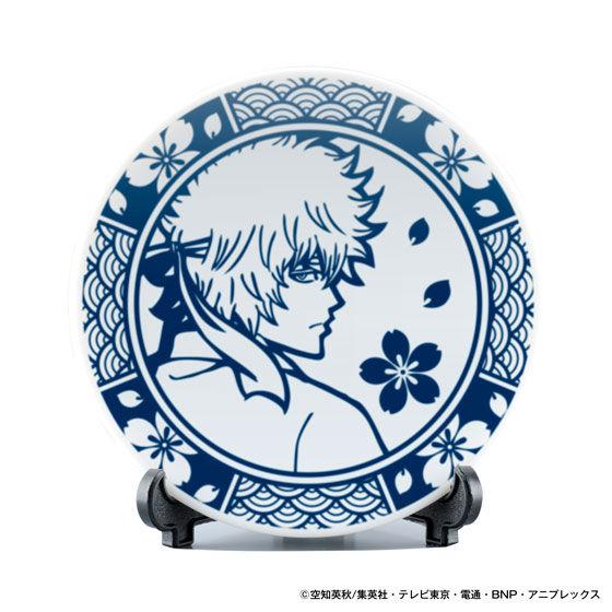 銀魂° 〜攘夷四季〜 美濃焼豆皿セット