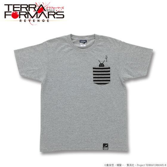 テラフォーマーズリベンジ テラフォーマーポケットTシャツ