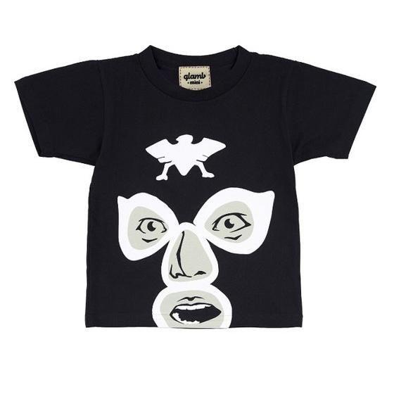 仮面ライダーTシャツ(子供)【GLAMB】