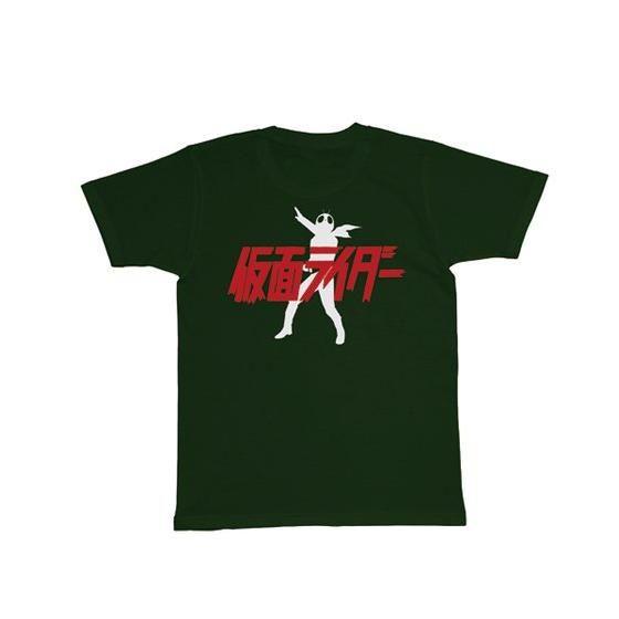 仮面ライダーTシャツ【BEAMS】