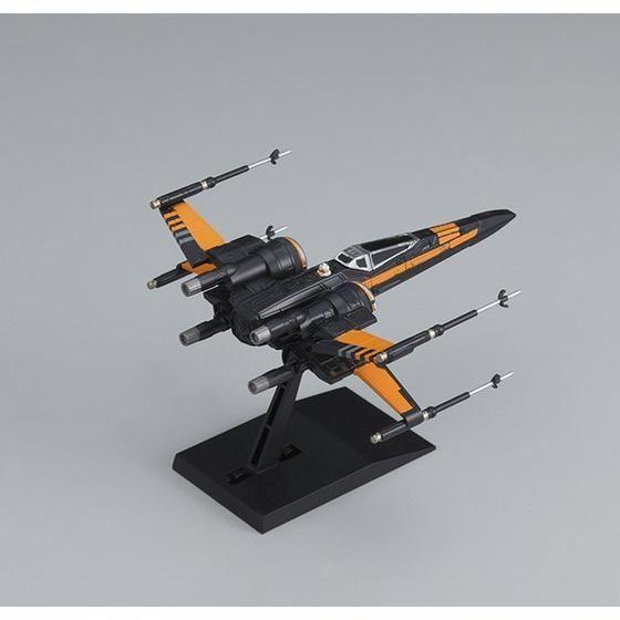ビークルモデル 003 Xウイング・ファイター ポー専用機