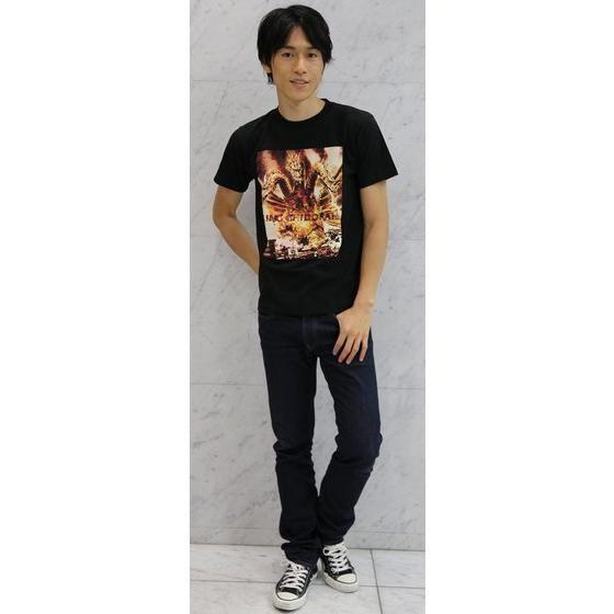 菅原芳人計画 キングギドラTシャツ