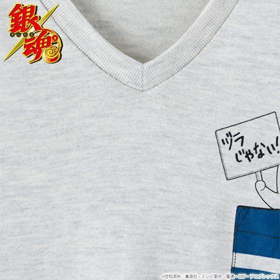 銀魂 桂小太郎Tシャツ
