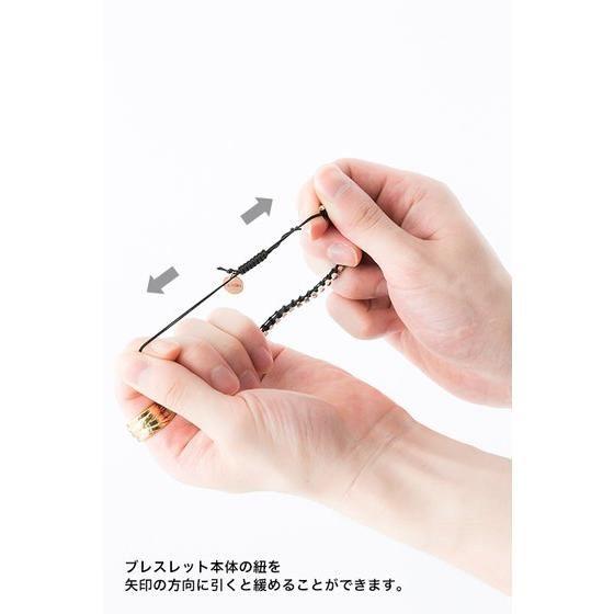 銀魂 コードブレスレット桂小太郎モデル