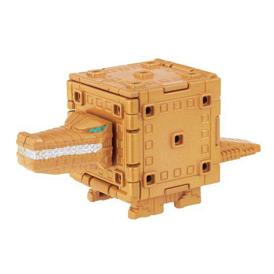 ジュウオウキューブmini薬用入浴剤 動物戦隊ジュウオウジャー