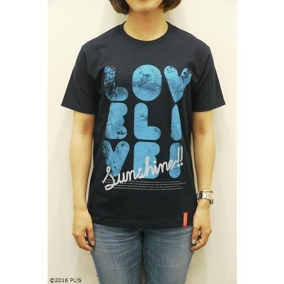 ラブライブ!サンシャイン!! デザインTシャツ