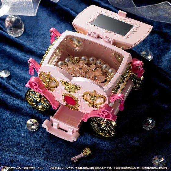 魔法使いサリー 魔法の国の馬車〜煌めく宝石箱〜