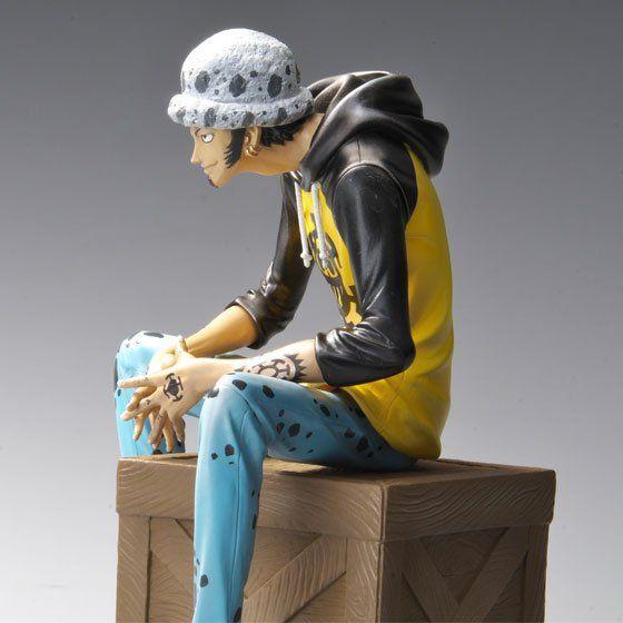 ワンピース アーカイブコレクションNo.5 トラファルガー・ロー【プレミアムバンダイ限定】