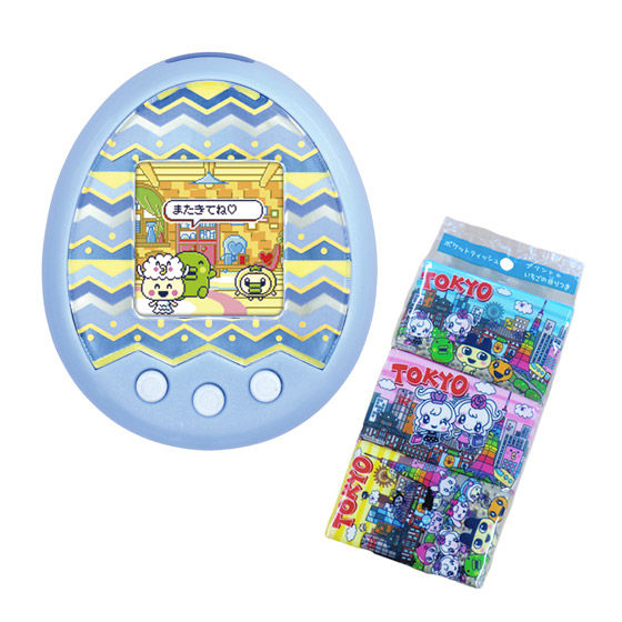 Tamagotchi m!x Spacy m!x ver.ブルーセット
