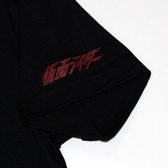 仮面ライダー×ノルソルマニア コラボTシャツ(仮面ライダー1号アップ柄)
