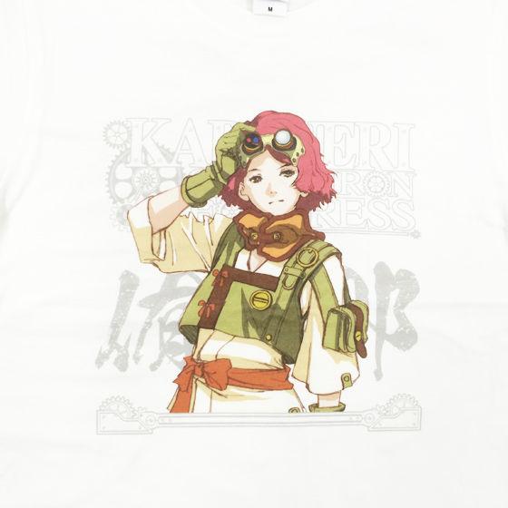 [プレミアムバンダイ限定販売]甲鉄城のカバネリ フルカラーTシャツ 侑那【One's Favorite!】