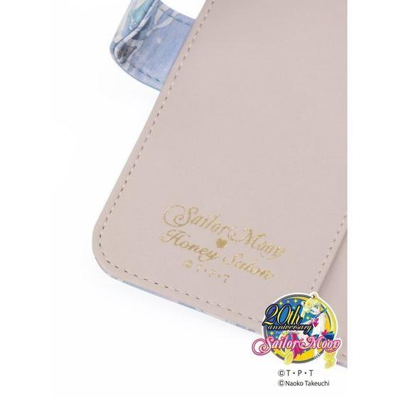 【送料無料】【HoneySalonコラボ】美少女戦士セーラームーン iPhone6/6Sケース