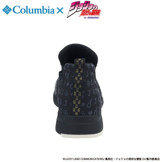 �W���W���̊�Ȗ`���~Columbia �R���{ YU3882 Smallwood(TM) Slip WP Special  �hJOJO�h#010 BLACK