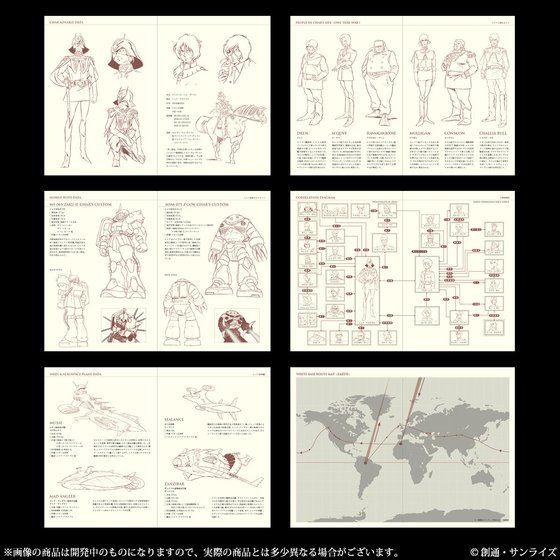 機動戦士ガンダム シャア専用手帳 2017