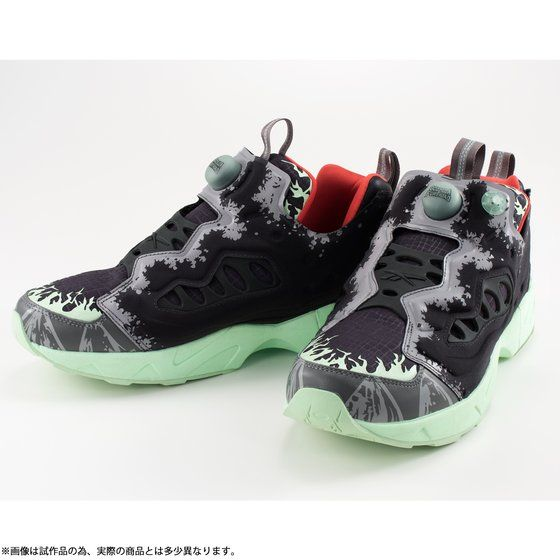 Reebok CLASSIC ×MegaHouse Instapump Fury Road Ver.シン・ゴジラ