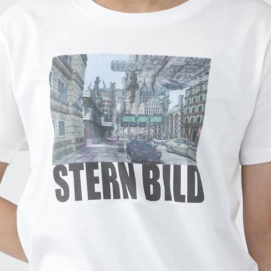 TIGER & BUNNY シュテルンビルトTシャツ「シュテルンビルト街」