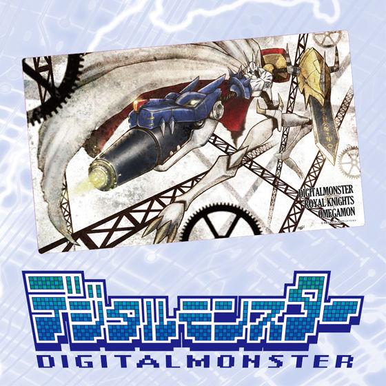 デジタルモンスター フレキシブルラバーマット オメガモン