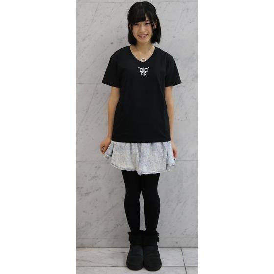 仮面ライダークウガ クウガマークTシャツ(ブラック)