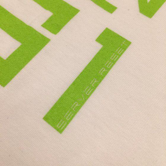 ゼーガペイン 10th ANNIVERSARY Tシャツ