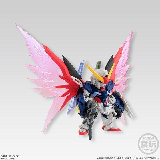 FW GUNDAM CONVERGE SP08 / 光の翼オプションセット 同時購入セット【プレミアムバンダイ限定】