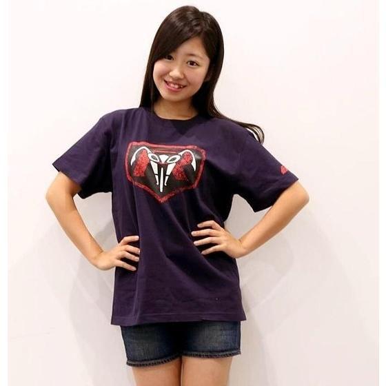 仮面ライダー×ノルソルマニア コラボTシャツ(立花レーシングクラブマーク柄)