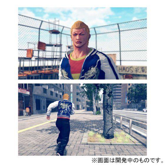PS4 クローズ BURNING EDGE