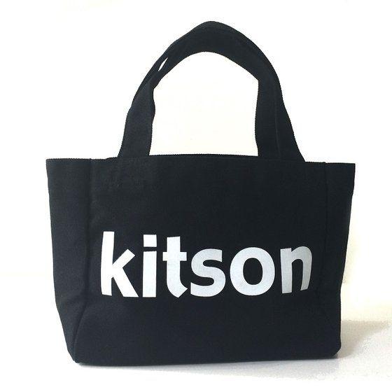 TIGER & BUNNY×kitson コラボトートバッグ(小)『stern bild』 ※オリジナルバンダナ付き