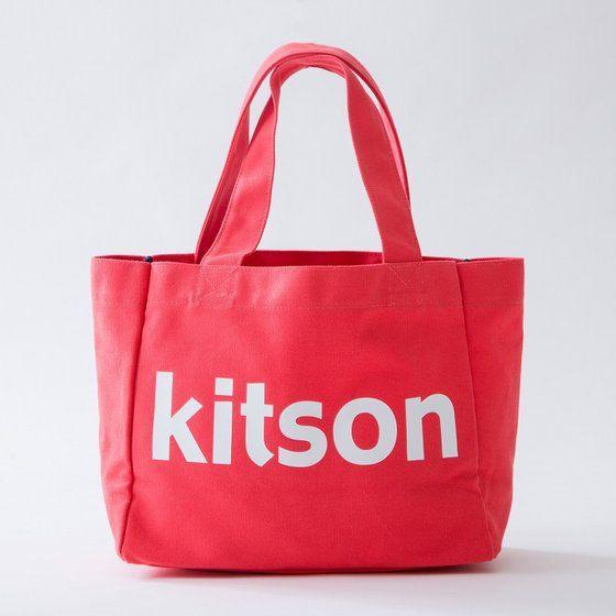 TIGER & BUNNY×kitson コラボトートバッグ(中)『ウサギ』 ※オリジナルバンダナ付き