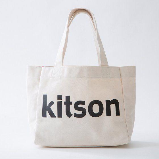 TIGER & BUNNY×kitson コラボトートバッグ(中)『stern bild』 ※オリジナルバンダナ付き