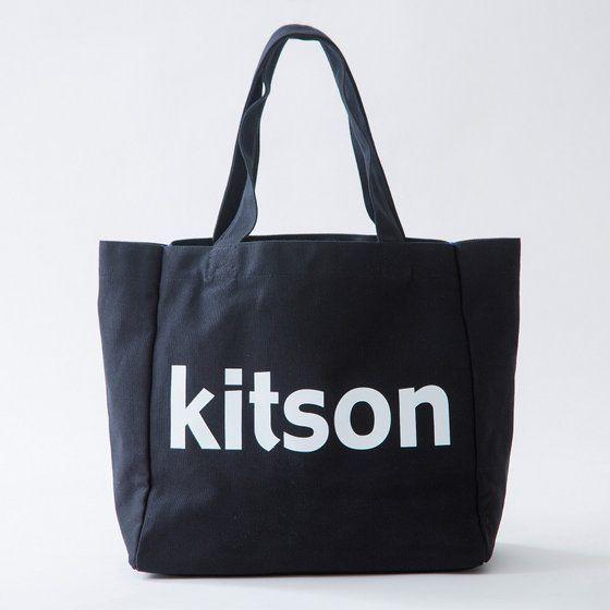 TIGER & BUNNY×kitson コラボトートバッグ(大)『stern bild』 ※オリジナルバンダナ付き