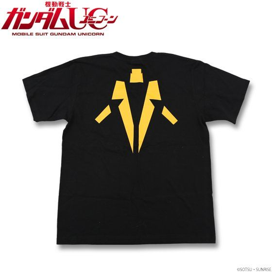 機動戦士ガンダムユニコーン バンシィなりきりTシャツ