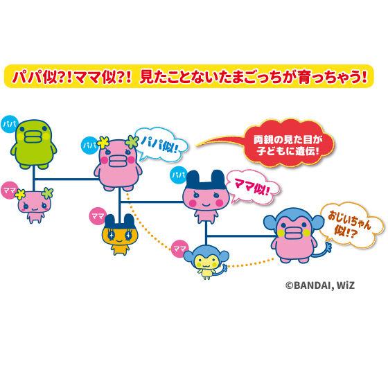 Tamagotchi m!x �p�[�t�F�N�g������ Melody �u���[�Z�b�g�y���������z