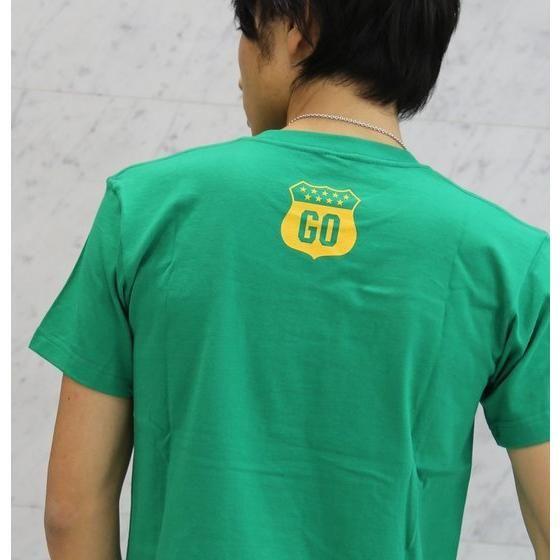 仮面ライダードライブ 詩島剛 アメリカGOTシャツ コロラド