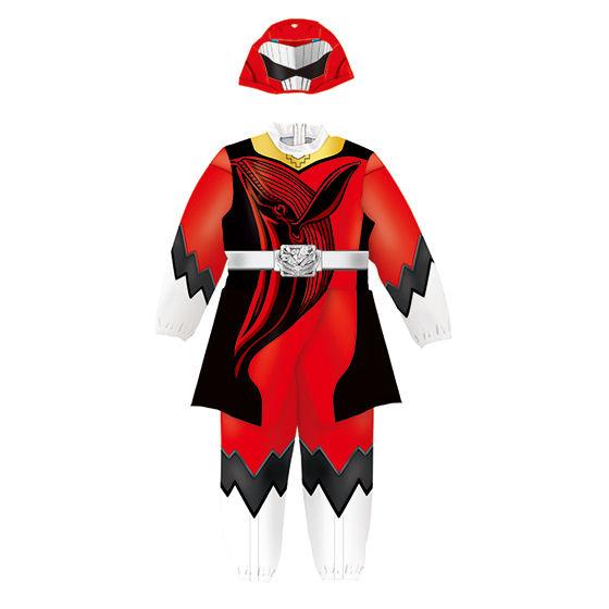 動物戦隊ジュウオウジャー DX変身スーツ ジュウオウホエール