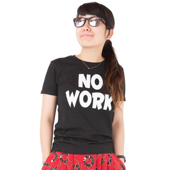 おそ松さん メガネ松<おそ松>NO WORK Tシャツ【プレミアムバンダイ限定】【2016年10月お届け】