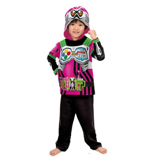 仮面ライダーエグゼイド 変身フォトプリスーツ 仮面ライダーエグゼイド