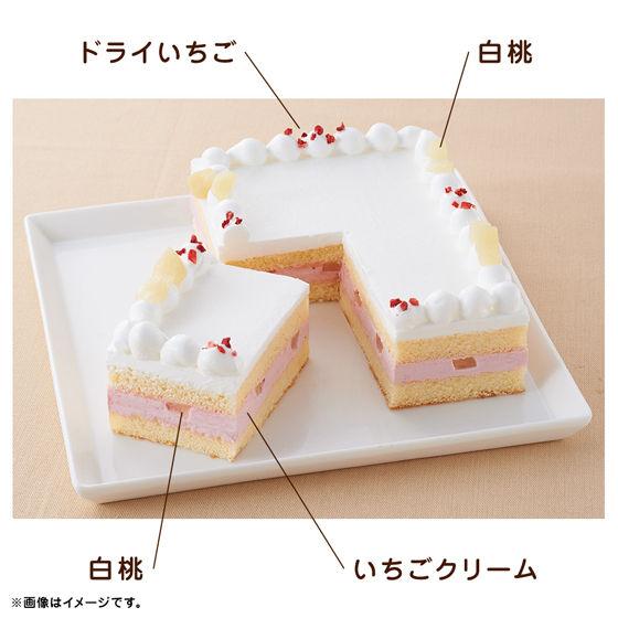 キャラデコプリントケーキ アイカツ!
