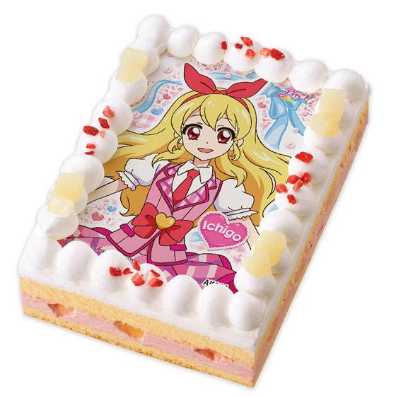 「キャラデコプリントケーキ アイカツ!」発売★