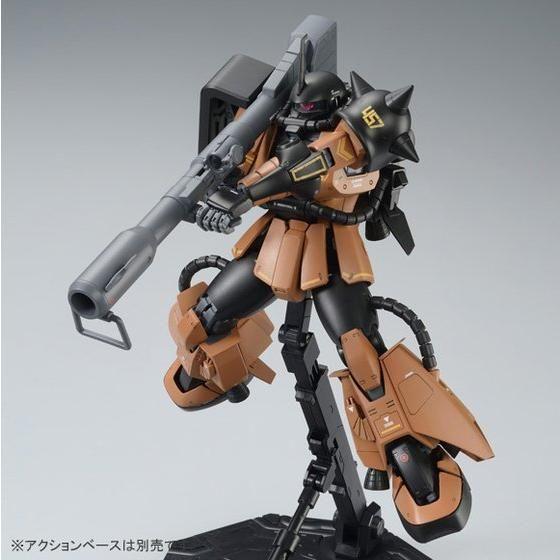 MG 1/100 MS-06R-2 ギャビー・ハザード専用ザクII 【再販】
