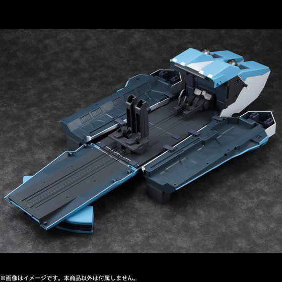 Realistic Model Series 1/144スケール HGシリーズ用 機動戦士ガンダム00 [ダブルオー] プトレマイオス コンテナ
