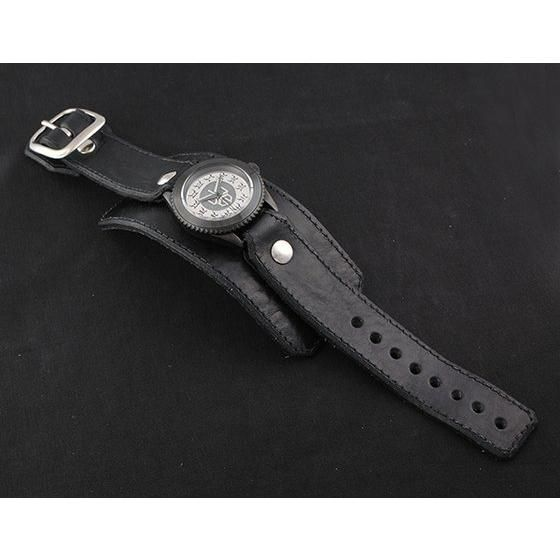 ���ʃ��C�_�[�N�E�K �~ Red Monkey designs Collaboration Wristwatch Silver925 High-End Model