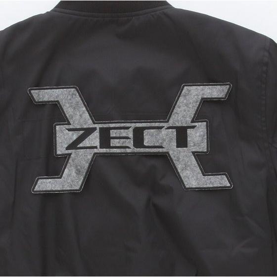 仮面ライダーカブト ZECT(ゼクト) MA-1タイプジャケット