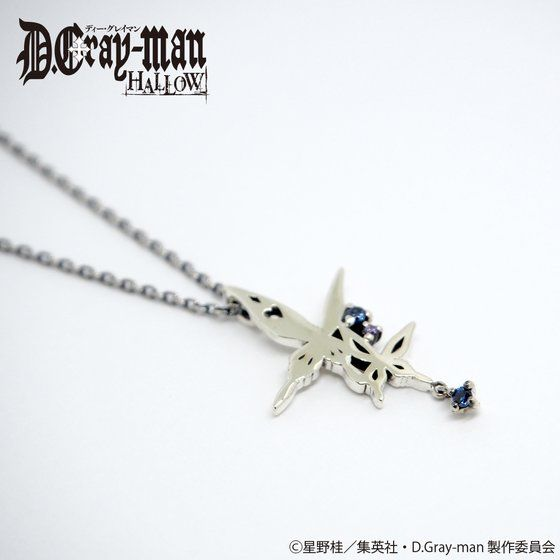 D.Gray-man HALLOW×MATERIAL CROWN ティキ・ミックイメージペンダント【12月お届け】