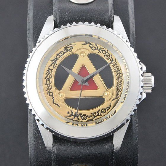 ��T<GARO> �~ Red Monkey Designs Collaboration Wristwatch�@GOLD