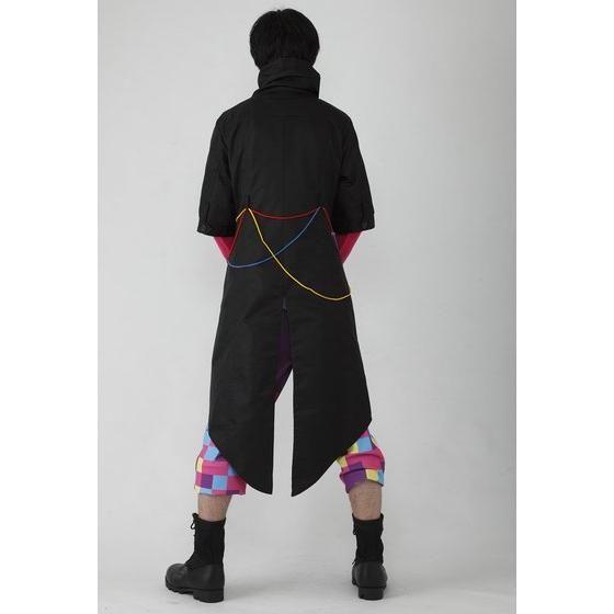 仮面ライダーエグゼイド パラド コート