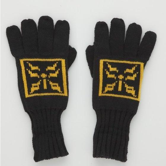 仮面ライダークウガ ニット手袋(アメイジングマイティ)