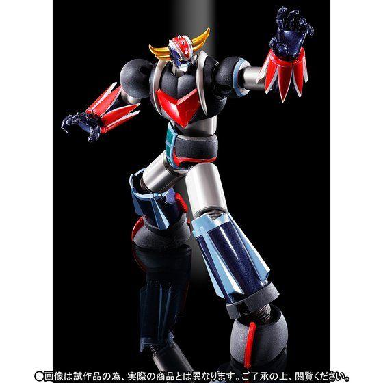 スーパーロボット超合金 グレンダイザー〜鉄仕上げ〜