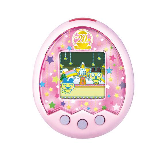 Tamagotchi m!x 20th Anniversary m!x ver. ロイヤルピンク